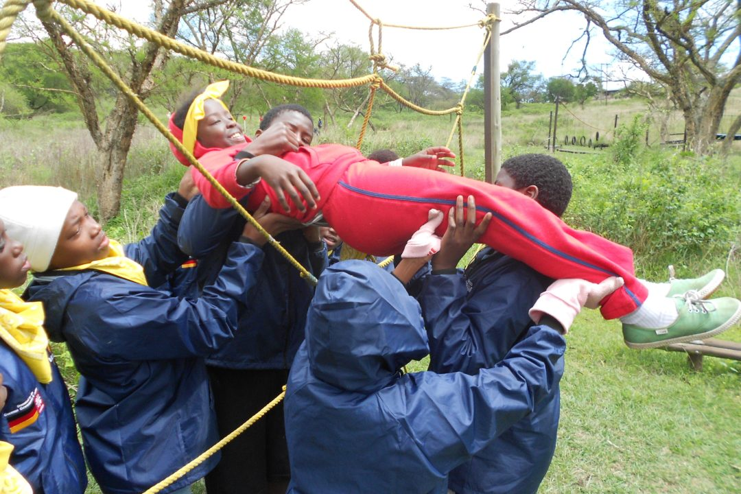 educational team building camps